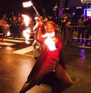 Zoe Washburne Fire Cosplay(2)